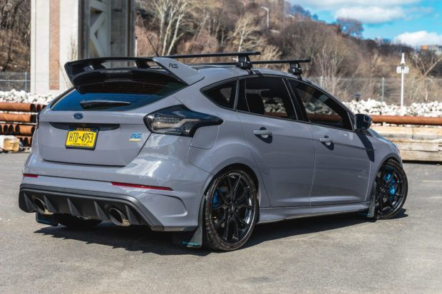 Modified 2016 Ford Focus Rs In 2020 Ford Focus Hatchback Ford Focus Rs Ford Focus