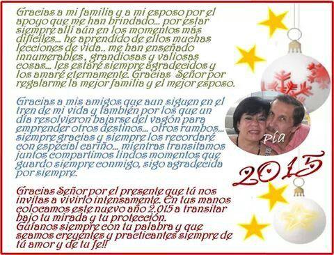 Feliz año 3