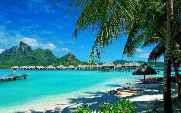 Des plages à couper le souffle