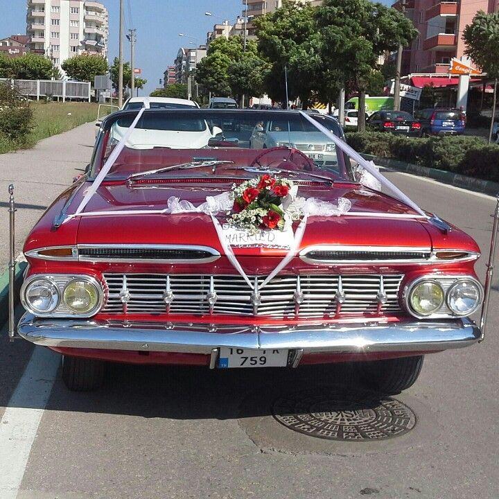 Gelin arabasi Bursa Turkey