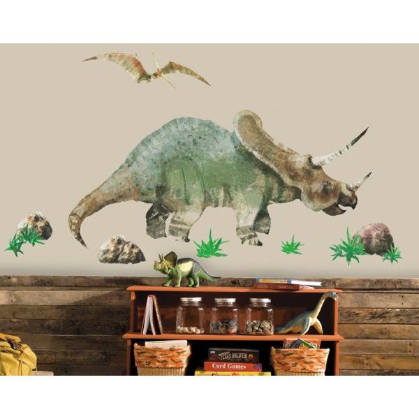Elegant Dino Large Wall Stickers