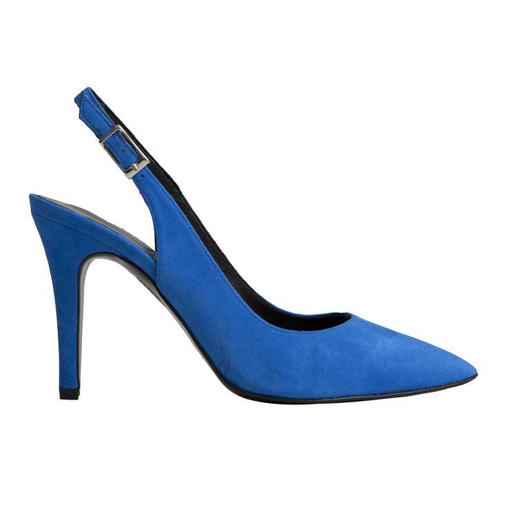 Este verano combina estilo, color y diseño con los stiletto destalonados Andrea de MAS34.  http://mas34shop.com