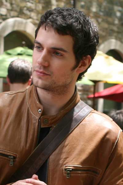My daily dose of Henry Cavill for the role of Christian Grey! Sigh!