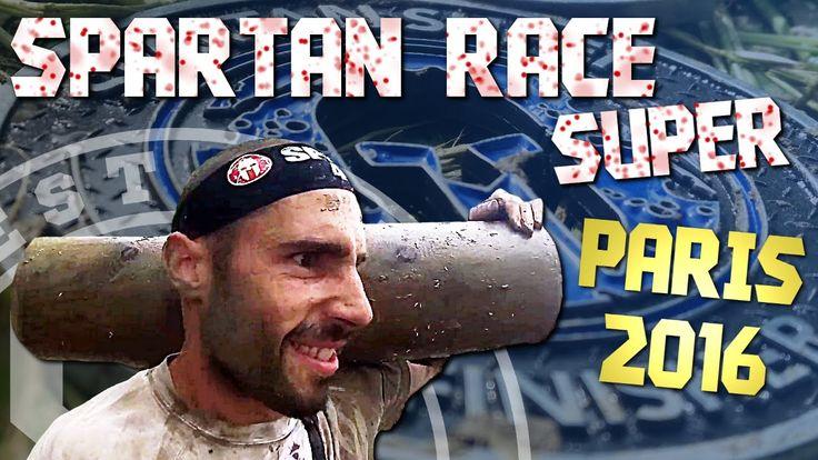 Spartan Race Paris 2016 - Super @spartanrace
