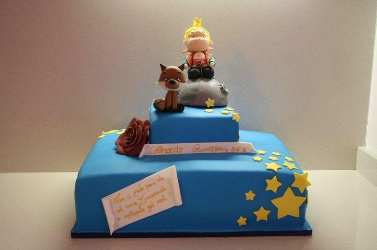 Piccolo principe cake