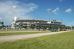 Home of the Miami Dolphins