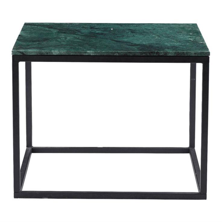 Bordplade, grøn marmor, House Doctor