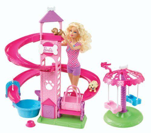 Barbie Slide & Spin Pups Playset Mattel http://www.amazon.com/dp/B00CKH9OKS/ref=cm_sw_r_pi_dp_OHt-tb1RS557V