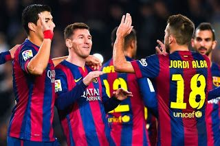 Barcelona vs Real Sociedad AO VIVO 09/05/2015 - Campeonato Espanhol - Onde Assistir