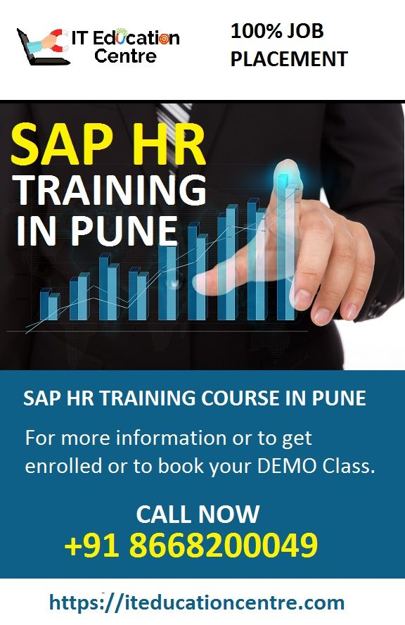 Pin By Iteducationcentre On Hr Training Courses Classes In Pune