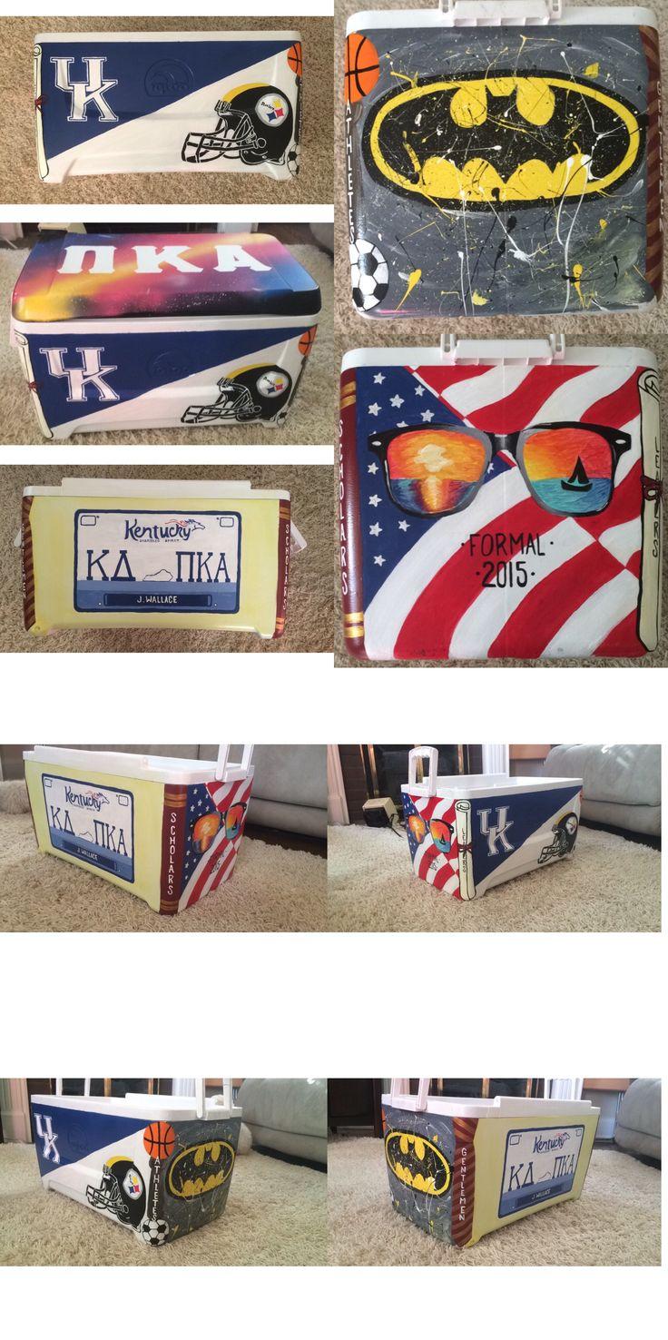 Pi Kappa Alpha (Pike) Fraternity Cooler