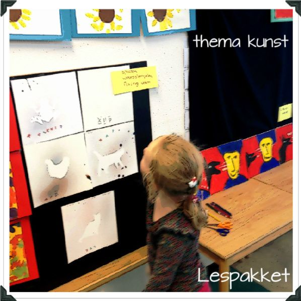 thema kunst - Lespakket