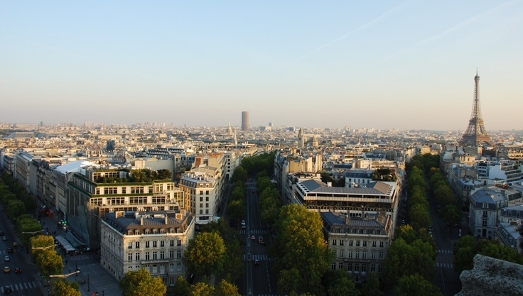 Great!  Paris, France