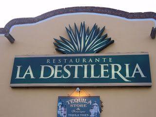 Mexico, Eh?: La Destileria