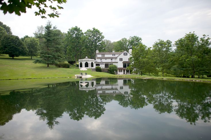 $1,780,000 - Elverson, PA - 2014 . . . The owners use the spring-fed pond for skating and swimming.