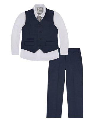 Rhys 4 Piece Suit Set