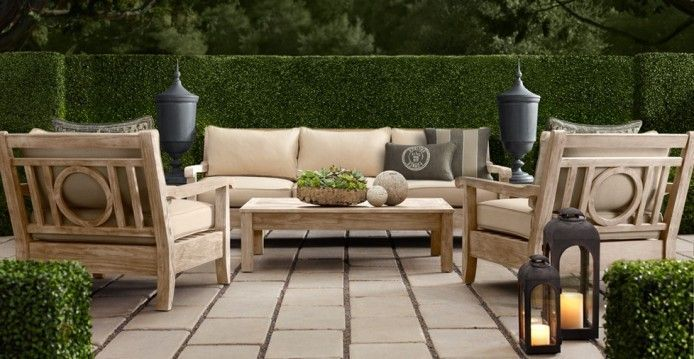 Best 25 Restoration Hardware Outdoor Furniture Ideas On Pinterest Restoration Hardware