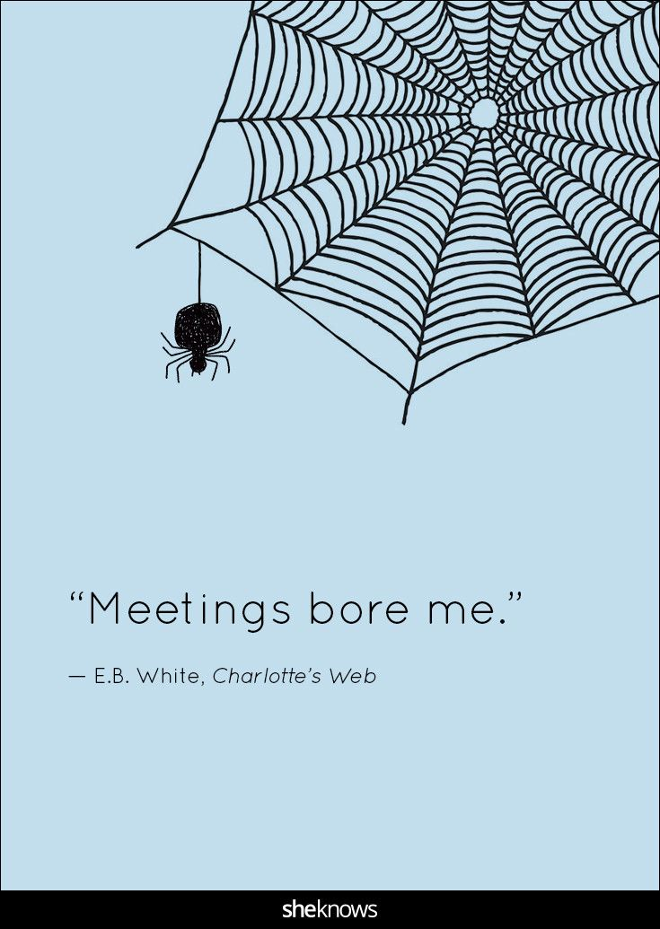 Our favorite 'Charlotte's Web' quotes because Wilbur and Charlotte knew what was…