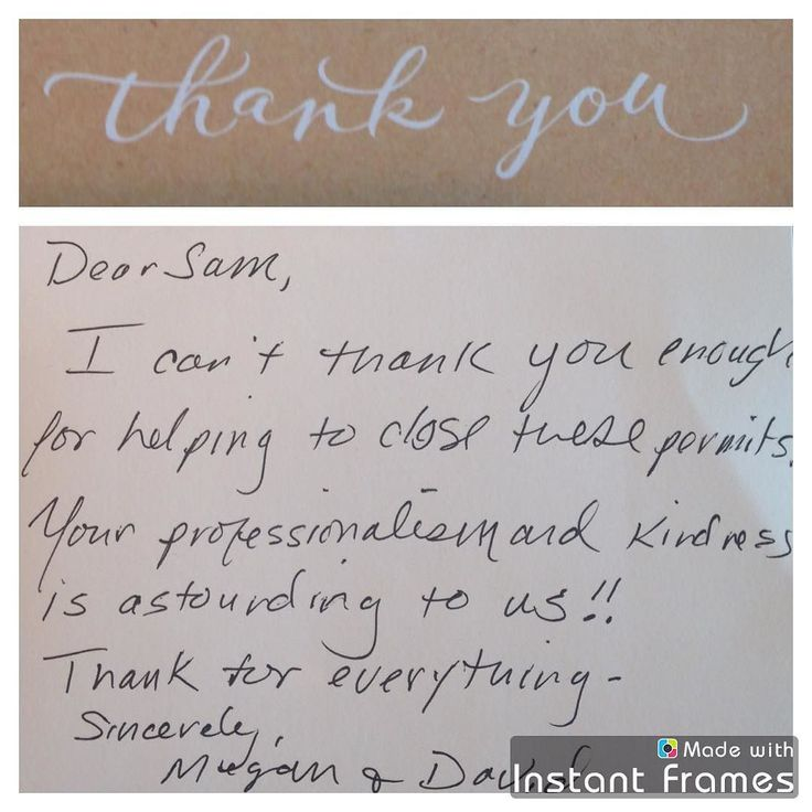 We love what we do and wouldn't do it any other way. #thankyou to this and all of those homeowners who are just part of our #family