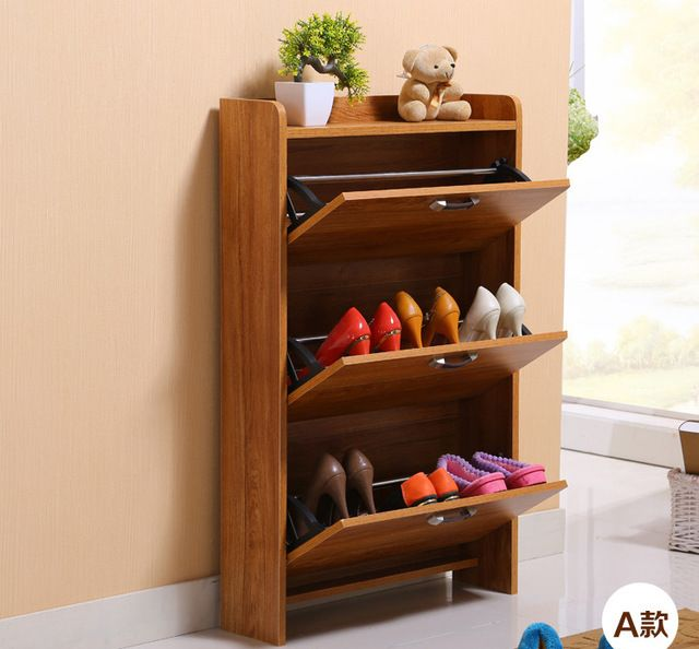 26 best closet images on pinterest organization ideas - Muebles para guardar zapatos ...