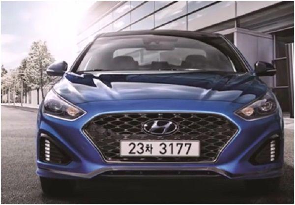 Hyundai Sonata..