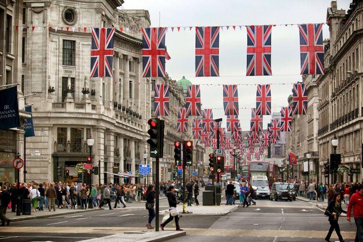 【ロンドン】思わず写真をとりたくなる!散策におすすめのロンドンのストリート5選