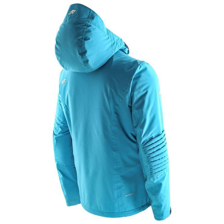 Features:Fabric: polyamide twill, 4 way stretchMembrane: SYMPATEX  (20 000 mm/m2 / 15 000 g/m2/24h)Padding: Primaloft,100%  polyester Lining: 100%  polyesterTEFLON finishingAll seams tapedDetachable hoodSnow …