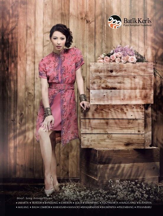 Lung Asmoro Dono Motif from Batik Keris