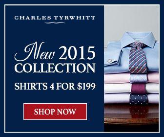 Charles Tyrwhitt New Spring Collection #mensfashions http://www.planetgoldilocks.com/mens_clothing.htm