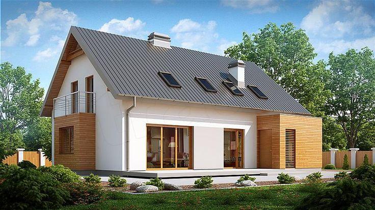 Projekt domu Z239