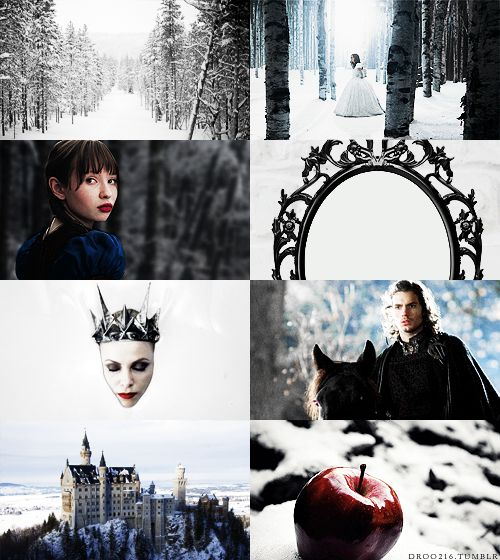 Mirror, mirror, on the wall           Emily Browning as Snow WhiteHenry Cavill as Prince FerdinandCharlize Theron as Queen Grimhilde