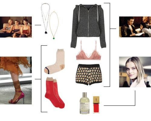 The Perfect Outfit for a Movie Date Is More Comfortable Than You Think
