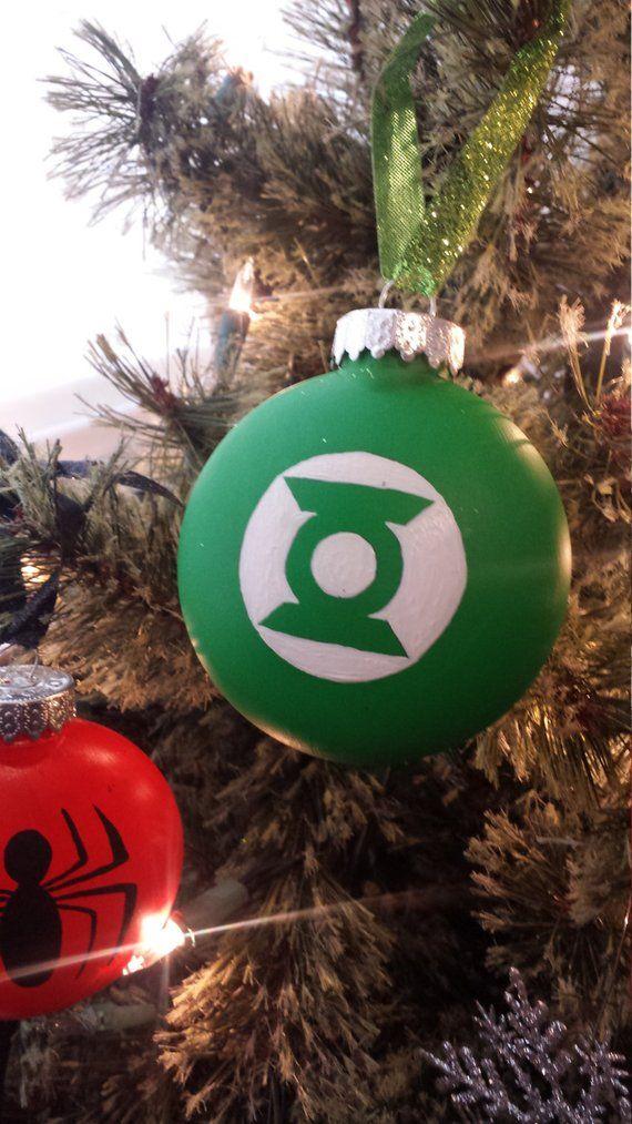 Green Lantern Ornament Superhero Ornament Tree Ornament | Etsy | Christmas  | Pinterest | Ornaments, Christmas decorations and Christmas Ornaments - Green Lantern Ornament Superhero Ornament Tree Ornament Etsy