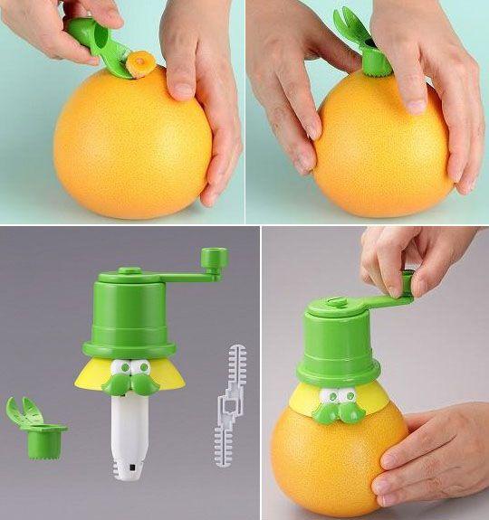 Takara Tomy Gurefuru Chuchu: Takara Tomy, Baby Seats, Juicers Drinks, Tomy Gurefuru, Kitchens Gadgets, Fruit Juicers, Orange Juice, Gurefuru Chuchu, Fresh Fruit