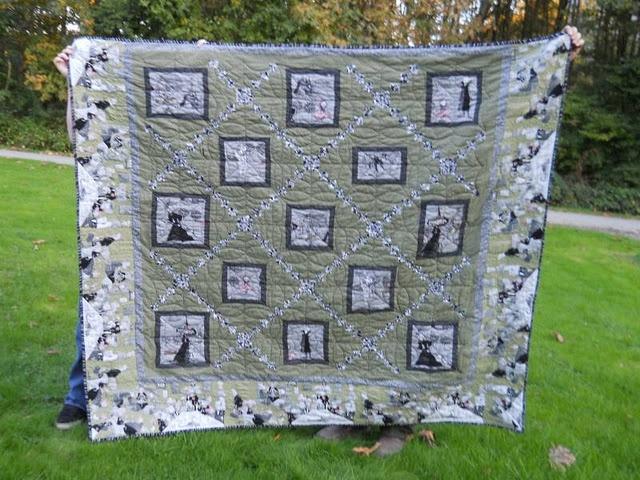 96 best Ghastlie Gallery / Alexander Henry Fabric images on ... : oh henry quilt pattern - Adamdwight.com