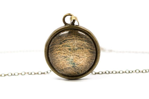 Hay necklace