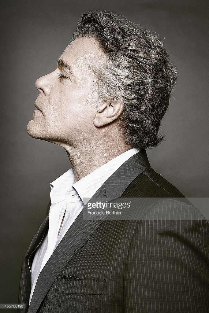 Actor Ray Liotta is photographed for Self Assignment on September 9, 2014 in Deauville at Villa Cartier, France.