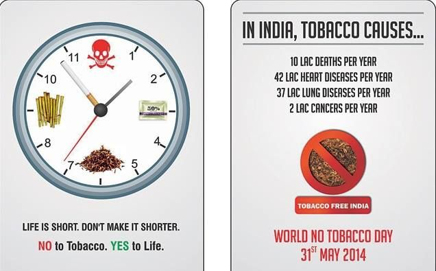 An Initiative for a Tobacco Free World & Intoxicants.