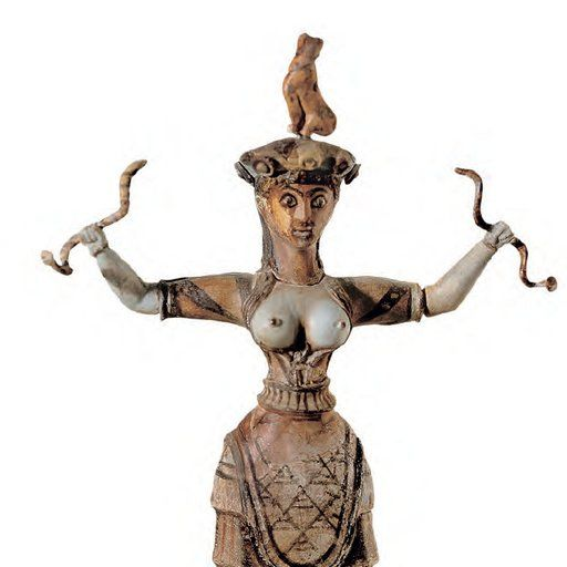 The Phaidon Folio: Oh My Goddess! 8 Ancient Female Deities From Art History | Artspace. These powerful sculptures (taken from Phaidon's <em>30,000 Years of Art</em>) served as objects of both veneration and fear in millennia past.