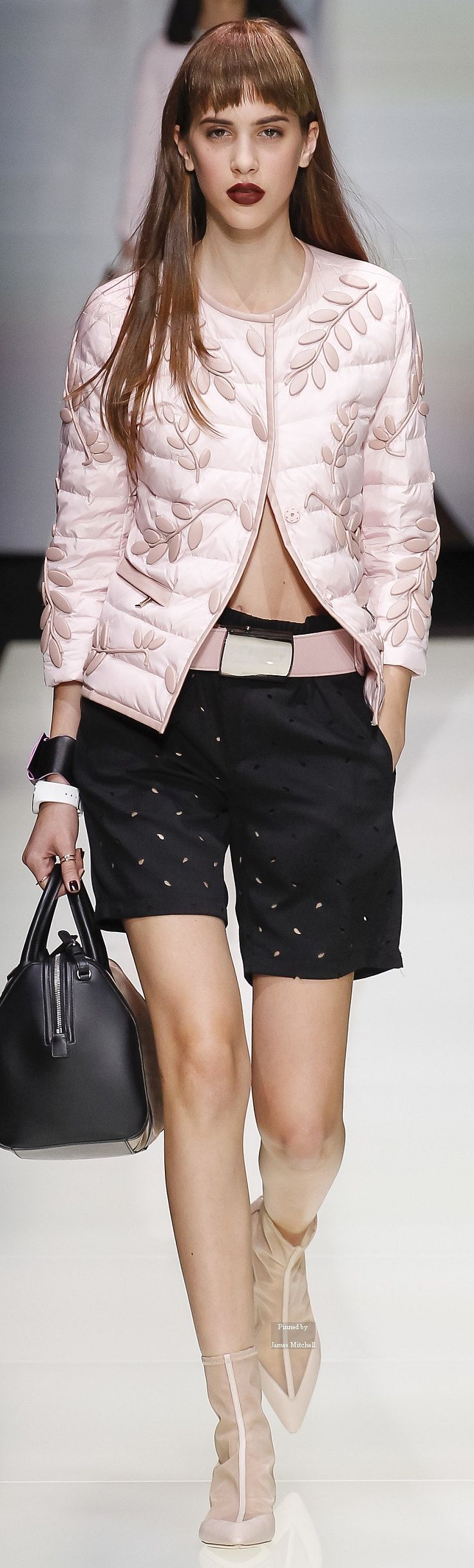 Emporio Armani Collection Spring 2016 Ready-to-Wear