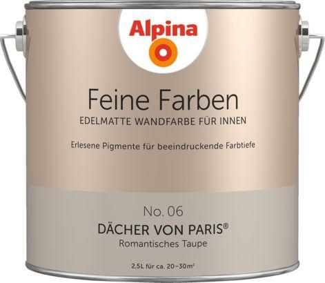 Die Besten 25+ Alpina Wandfarbe Ideen Auf Pinterest Wandfarbe   Kchenfarben  Braun