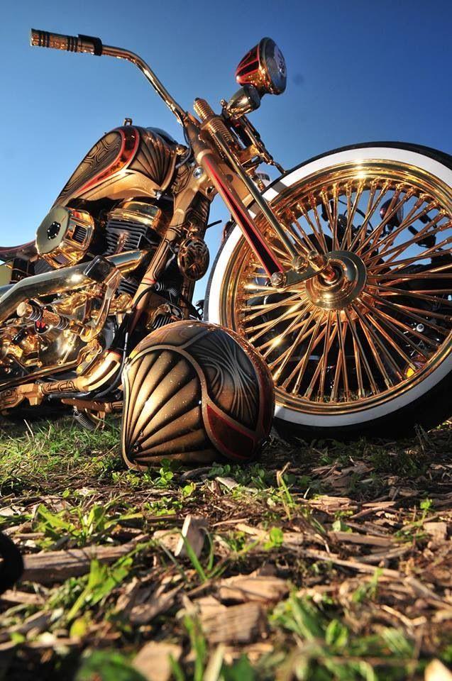 Beautiful Harley - LGMSports.com badass custom motorcycle — chopper, cycles, Harley, modified