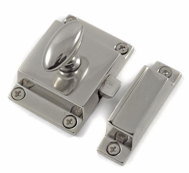 14 best latches images on pinterest blacksmith shop chrome cabinet latch planetlyrics Gallery
