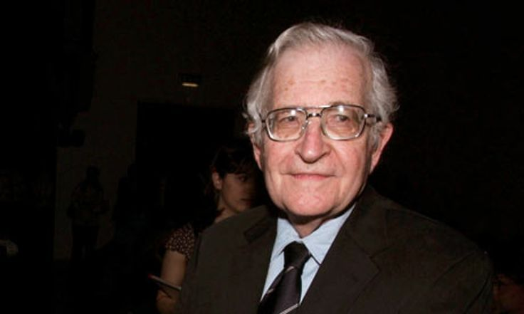 Noam Chomsky is the west's most prominent critic of US imperialism, yet he is rarely interviewed in the mainstream media. Among other things he even has some qualified hopes for the internet as a way around the monopoly of the corporate-dominated media.