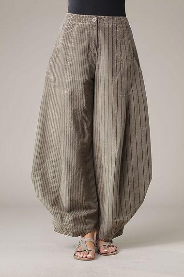 OSKA New York - Marita Fashionable Comfy chill out lounge pants.