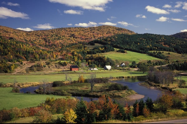 Margaree Valley, Cape Breton
