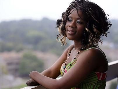 In a book, The Bite of the Mango, a 23-year-old woman, recounts horrific tales of Sierra Leone's brutal civil war. After being raped at 12 by an older man in her village, Mariatu Kamara was captured by rebel soldier boys who brutally chopped both her hands off.