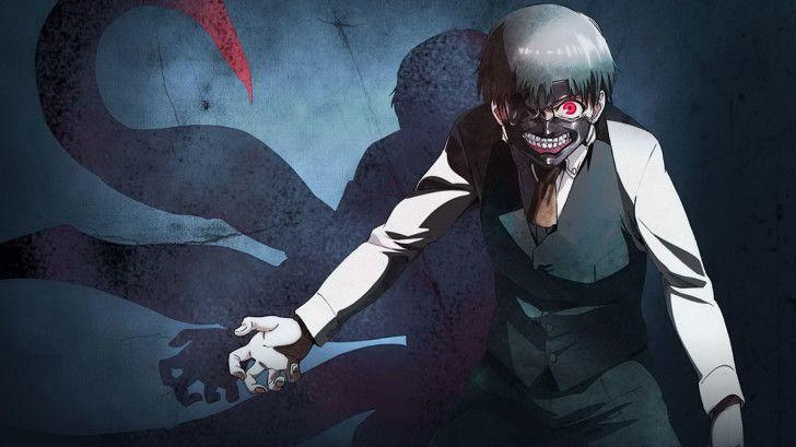 Tokyo Ghoul Anime Kaneki Tail Mask High Definition