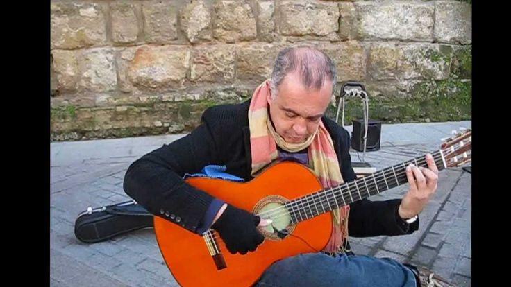 El Artista con la Guitarra Sevilla 2013- HD