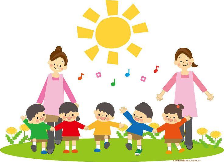 Resultado de imagen para imagenes animadas de niños en el kinder